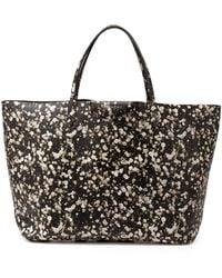 Givenchy Antigona Large Floral-Print Shopper Tote Bag - Lyst