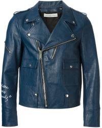 Golden Goose Deluxe Brand 'J. Chiodo' Biker Jacket - Lyst