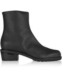 Giuseppe Zanotti Leather Ankle Boots - Lyst