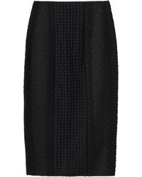 Rebecca Taylor | Lace Crochet Skirt | Lyst