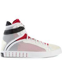 Y-3 Laver High Sneakers - Lyst