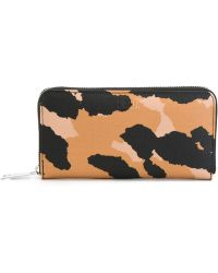 Sonia by Sonia Rykiel - Camouflage Print Wallet - Lyst