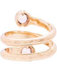 Sunahara Hapi Ring - Metallic