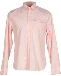 C P Company | pink Shirt | Lyst