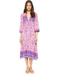 Spell - Folk Town Dress - Lyst