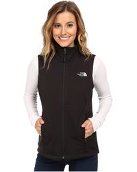 The North Face Black Canyonwall Vest - Lyst