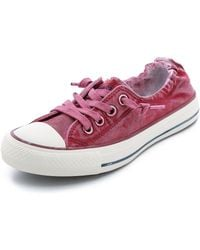 Converse Chuck Taylor All Star Shoreline Sneakers - Berry Pink purple - Lyst