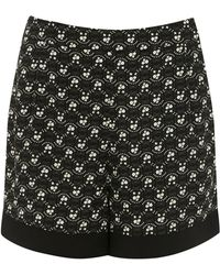 Oasis Ditsy Geo Shorts - Lyst