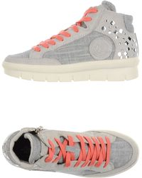 Wrangler High-tops & Sneakers - Gray
