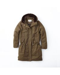 Acne Studios New Powder Down Coat - Lyst