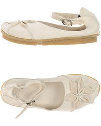 Trippen - Ballet Flats - Lyst