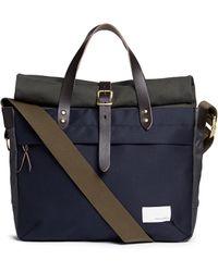 Nanamica - Expandable Compartment Cordura® Twill Briefcase - Lyst