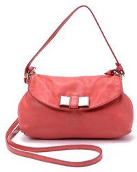 Chloé Pre-owned 2 Way Bag - Lyst
