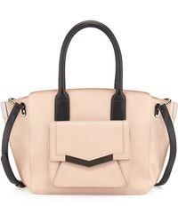 Time's Arrow - Jo Mini Leather Tote Bag - Lyst