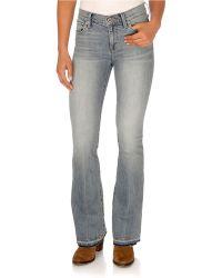 Lucky Brand - Brooke Flare-leg Jeans- Santa Clara Blue - Lyst