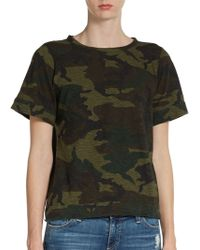 Textile Elizabeth And James Charlie Tee - Lyst