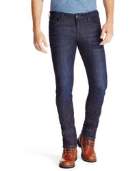 Boss Orange Orange71  Slim Fit Stretch Cotton Jeans - Lyst