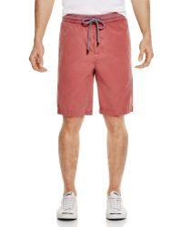 Splendid Mills - Splendid Pigment Dyed Drawstring Shorts - Lyst