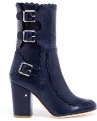Laurence Dacade Calf Leather Merli Boot - Lyst