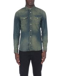 Diesel New Sonora Denim Shirt - Lyst