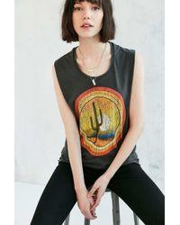 Midnight Rider - Cactus Sunset Muscle Tee - Lyst