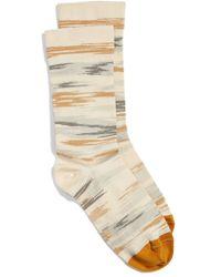 Bonne Maison - 'ikat' Socks - Lyst