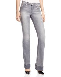 Joe's Jeans The Icon Flare Jeans In Ashlie - Gray
