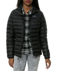Patagonia The Down Sweater Jacket - Lyst