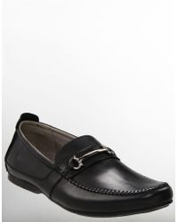 Steve Madden - Katts Leather Loafers - Lyst