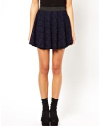 Wal-G - Lace Skirt - Lyst