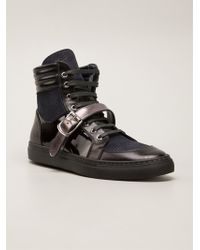 Vivienne Westwood High Top Trainers - Lyst