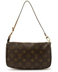 Louis Vuitton Pre-Owned Accessory Pouch - Lyst