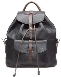 Will Leather Goods 'Rainier' Leather Backpack - Lyst