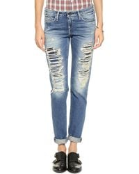 Levi's Pins Skinny Jeans  Crush - Lyst