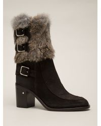 Laurence Dacade Brown Achille Boots - Lyst