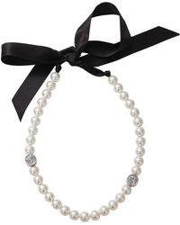 Lanvin Azov Pearl Necklace - Lyst