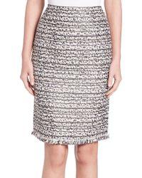 Nanette Lepore | Posh Pencil Skirt | Lyst
