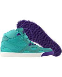 Nike Auto Cruise Green/Purple Punch - Lyst