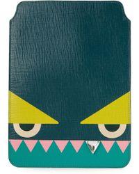 Fendi Mini Crayons Tablet Case - Lyst
