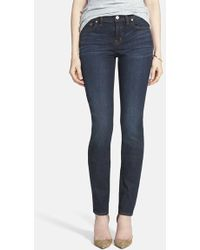 Madewell 'Alley' Straight Leg Jeans - Lyst