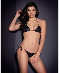 Agent Provocateur Carter Bikini Bra - Lyst
