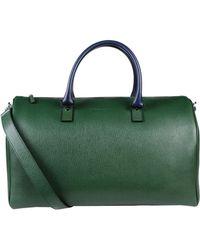 Ferragamo Luggage - Green