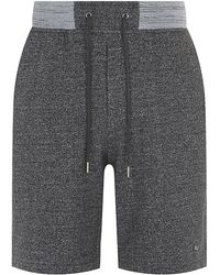 Marc Jacobs Lochlan Speckled Sweatshorts - Lyst