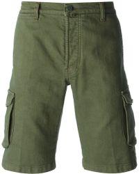 Kiton - Bermuda Shorts - Lyst