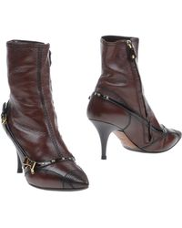 Louis Vuitton Ankle Boots - Brown