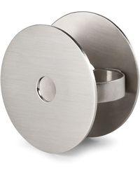 Acne Studios Imara Silver Ring - Lyst