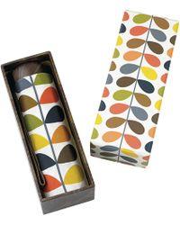 Orla Kiely - Daisy Stem Print Umbrella Giftbox - Lyst
