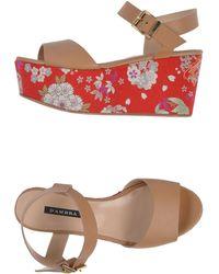D'Ambra - Sandals - Lyst