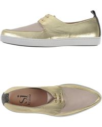 Si By Sinela Lace-Up Shoes - Lyst