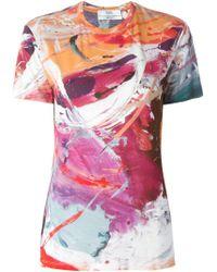 Prabal Gurung Printed Tshirt - Lyst